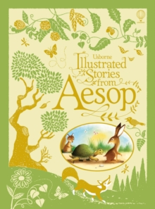 Illustrated Stories from Aesop, Hardback Book