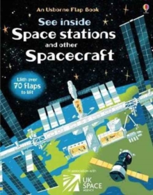 See Inside Space Stations and Other Spacecraft, Board book Book