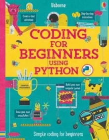 Coding for Beginners: Using Python, Spiral bound Book