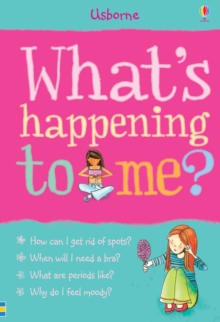What's Happening to Me? (Girl), Hardback Book