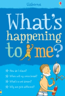 What's Happening to Me? (Boy), Hardback Book