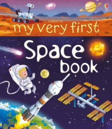My Very First Space Book, Hardback Book