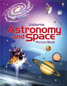 Astronomy and Space Picture Book, Hardback Book