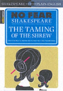 The Taming of the Shrew (No Fear Shakespeare), Paperback Book