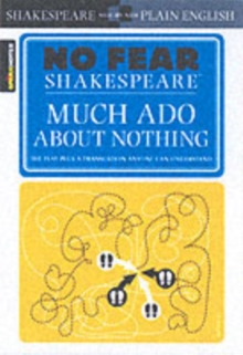 Much Ado About Nothing (No Fear Shakespeare), Paperback Book