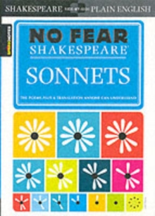 Sonnets (No Fear Shakespeare), Paperback Book