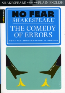 The Comedy of Errors (No Fear Shakespeare), Paperback Book