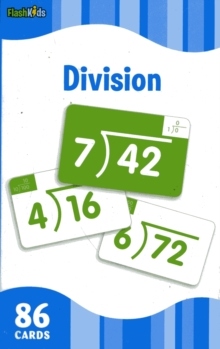 Division (Flash Kids Flash Cards), Cards Book