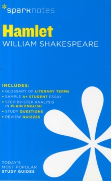 Hamlet SparkNotes Literature Guide, Paperback / softback Book