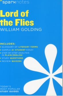 Lord of the Flies SparkNotes Literature Guide, Paperback Book