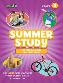 Summer Study: For the Child Going into Third Grade, Paperback / softback Book