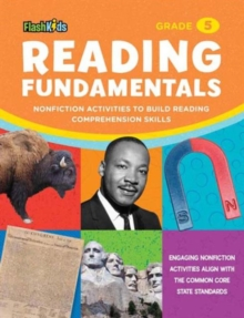 Reading Fundamentals: Grade 5 : Nonfiction Activities to Build Reading Comprehension Skills, Paperback Book