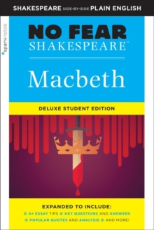 Macbeth: No Fear Shakespeare Deluxe Student Edition, Paperback / softback Book