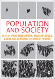 Population and Society, Hardback Book
