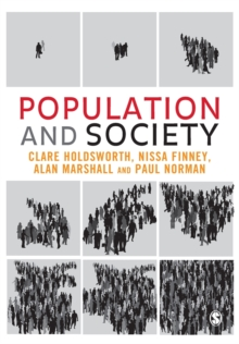 Population and Society, Paperback / softback Book