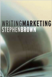 Writing Marketing, Paperback / softback Book
