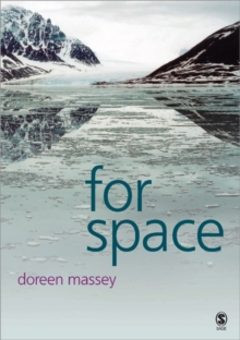 For Space, Paperback Book