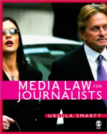 Media Law for Journalists, Paperback / softback Book