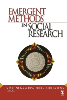 Emergent Methods in Social Research, Paperback / softback Book