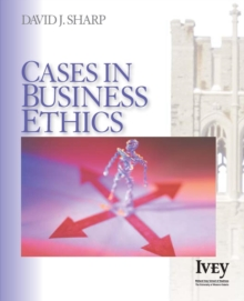 Cases in Business Ethics, Paperback Book