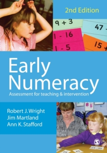Early Numeracy : Assessment for Teaching and Intervention, Paperback Book