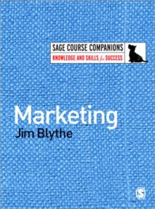 Marketing, Paperback / softback Book