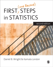 First (and Second) Steps in Statistics, Paperback Book