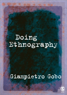 Doing Ethnography, Paperback Book