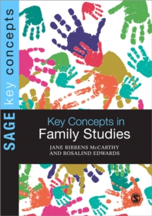 Key Concepts in Family Studies, Paperback Book