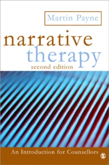 Narrative Therapy, Paperback / softback Book