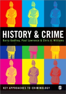 History and Crime, Paperback / softback Book