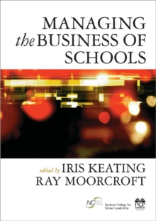 Managing the Business of Schools, Paperback Book