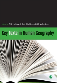 Key Texts in Human Geography, Paperback / softback Book