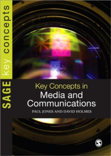 Key Concepts in Media and Communications, Paperback / softback Book