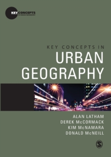 Key Concepts in Urban Geography, Paperback / softback Book