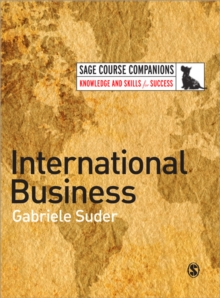 International Business, Paperback / softback Book