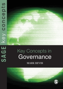 Key Concepts in Governance, Paperback Book