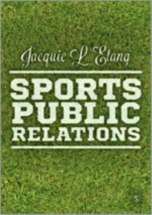 Sports Public Relations, Hardback Book