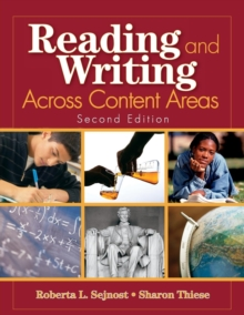 Reading and Writing Across Content Areas, Paperback / softback Book