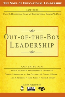 Out-of-the-Box Leadership, Paperback Book