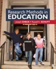 Research Methods in Education, Paperback / softback Book