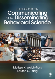 Handbook on Communicating and Disseminating Behavioral Science, Hardback Book