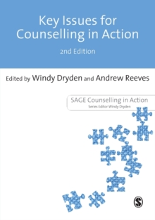 Key Issues for Counselling in Action, Paperback Book