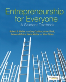 Entrepreneurship for Everyone : A Student Textbook, Paperback Book