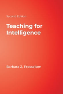 Teaching for Intelligence, Paperback / softback Book