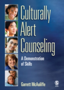 Culturally Alert Counseling DVD : A Demonstration of Skills, DVD video Book