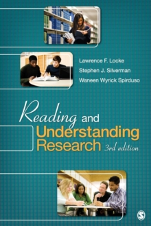 Reading and Understanding Research, Paperback / softback Book