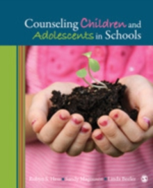 Counseling Children and Adolescents in Schools, Paperback Book