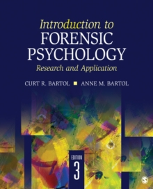 Introduction to Forensic Psychology : Research and Application, Paperback Book
