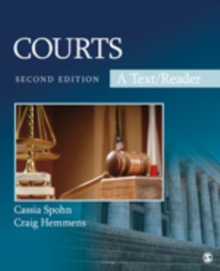 Courts : A Text/Reader, Paperback / softback Book